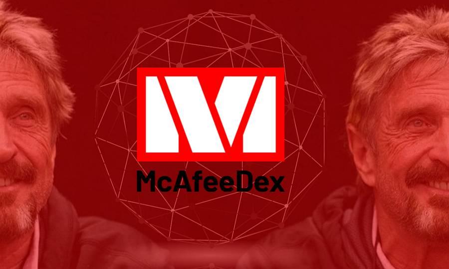 McAfeeDex добавит Tron и поддержку токенов TRC10 и TRC20
