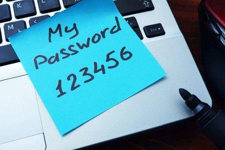 32 простых пароля, которые взламывают хакеры