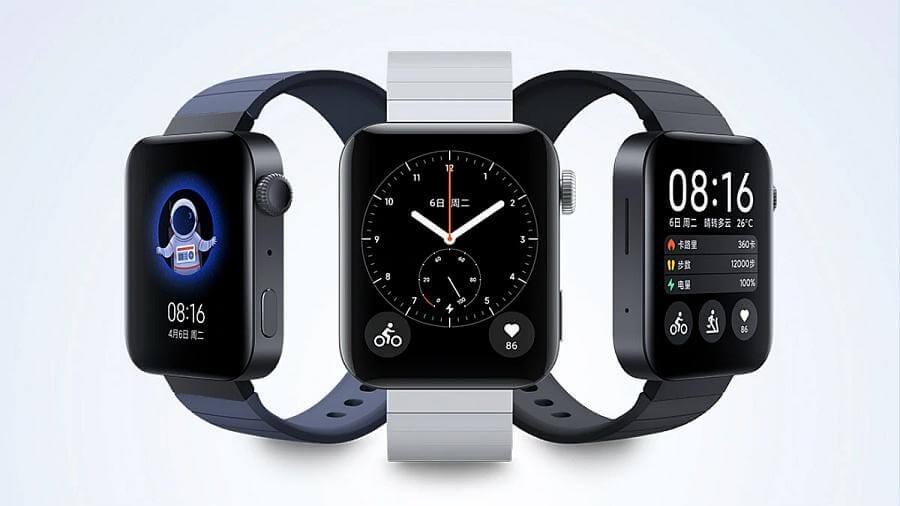 Официально представлены первые смарт-часы Xiaomi