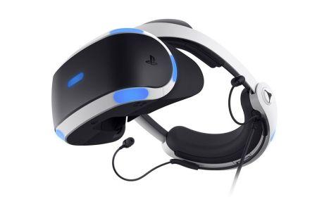 Sony работает над новой VR-гарнитурой