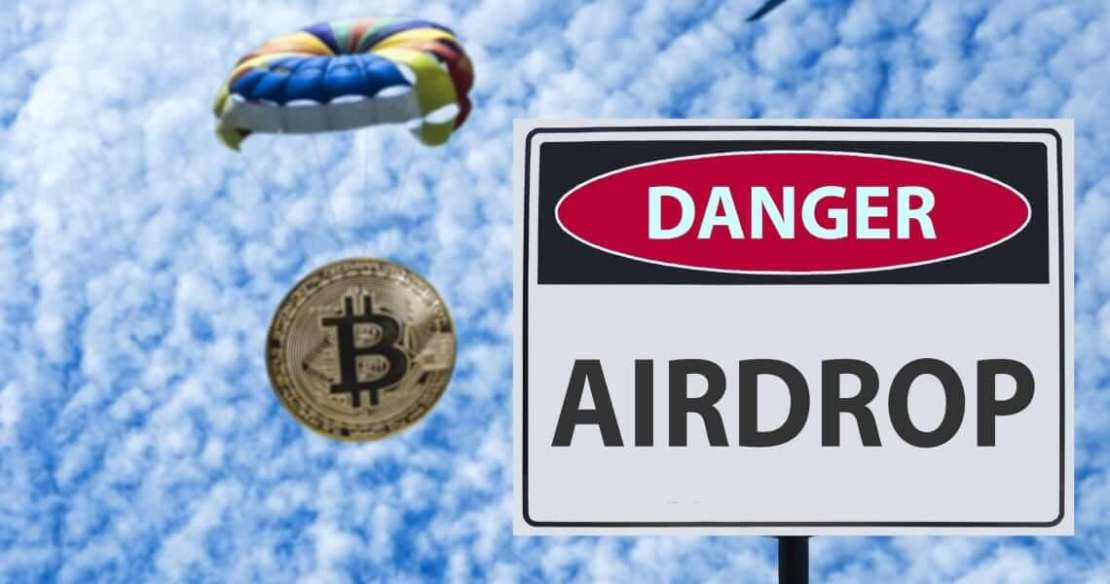 Airdrop криптовалют: Маркетинг или скам?