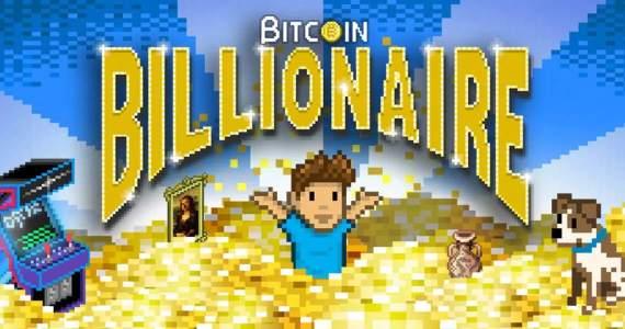 Обзор обучающей игры «Биткоин-миллиардер»