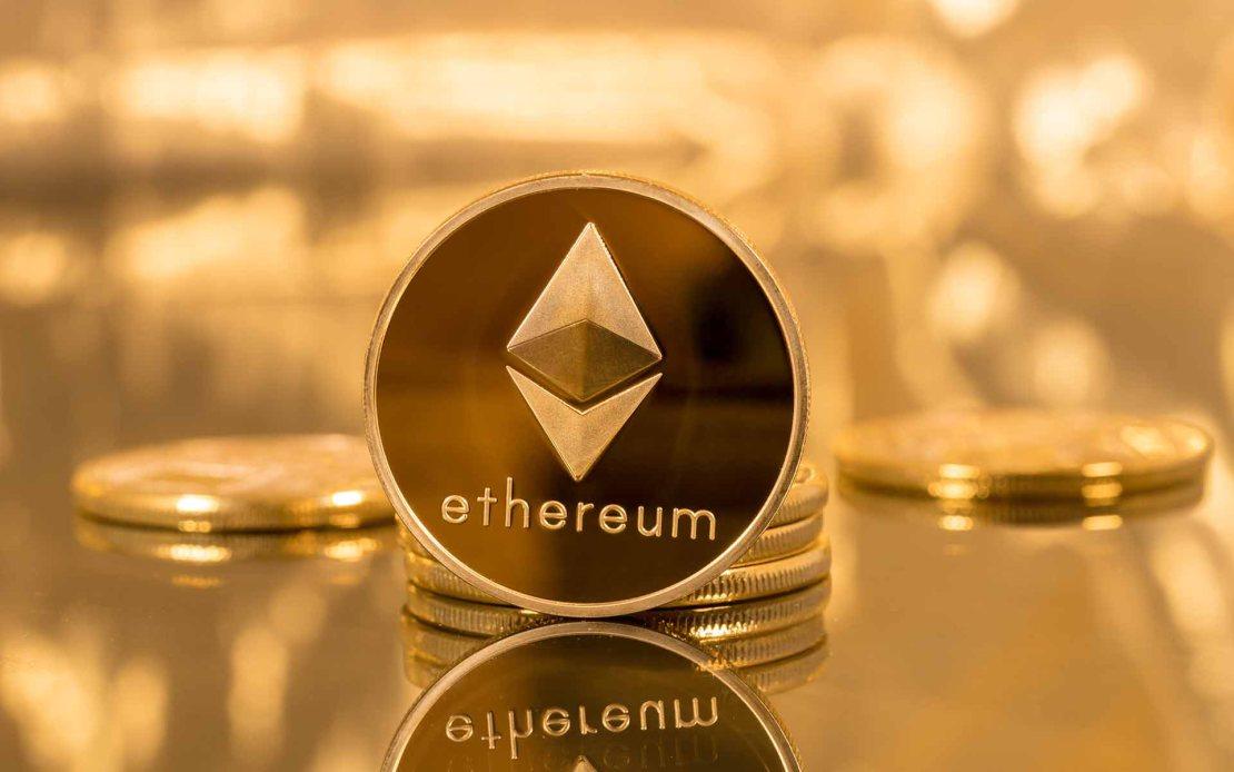 Ethereum поднялся более чем на 15% и преодолел ключевой барьер на уровне $130