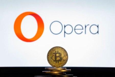 Opera добавила покупки BTC и ETH через Apple Pay