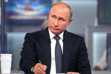 Владимир Путин считает, что страны не могут иметь собственные криптовалюты