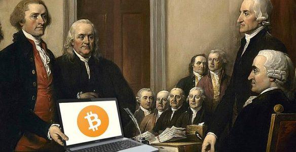 Отцы-основатели Конституции США одобрили бы биткоин