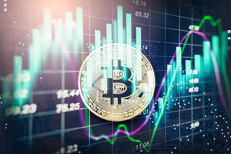 Объем торгов на криптобиржах снизился на фоне слабой волатильности биткоина