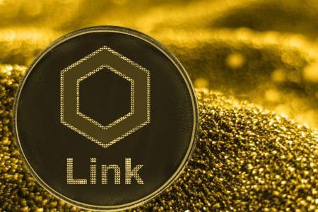 Chainlink прорывается в первую пятерку крупнейших криптовалют