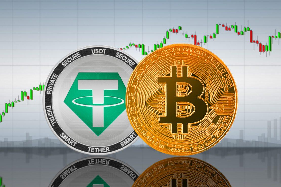 Хороший сигнал для биткоина: Капитализация Tether превысила $12 млрд