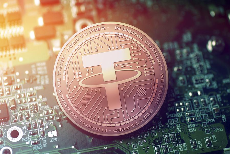 Капитализация Tether обновила максимум и превысила $13 млрд