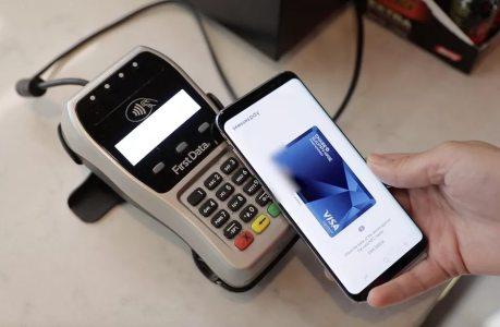 Запущен новый платёжный сервис Samsung Pay Card