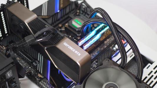 Видеокарта RTX 3080 от Nvidia хороша для игр, а для майнинга?