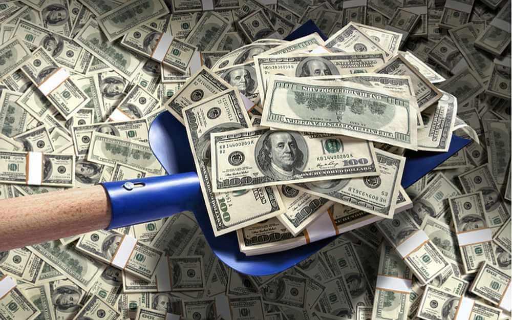 Майнеры Ethereum зарабатывают $800000 в час