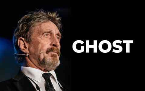Макафи вернулся к управлению проектом Ghost