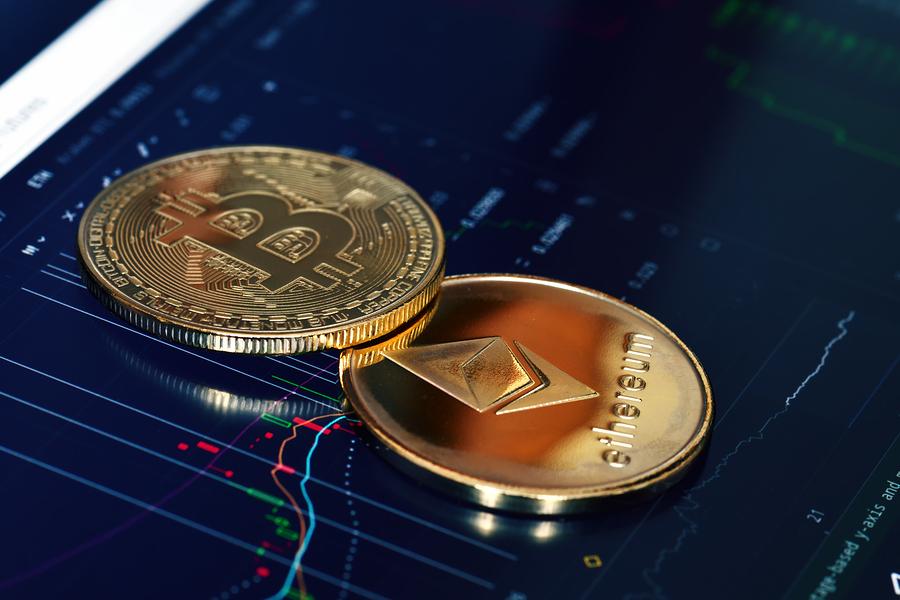 Отчет: Корреляция BTC и ETH слабеет с конца октября