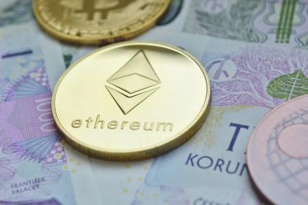 Ethereum смог быстро отыграться после падения ниже $600