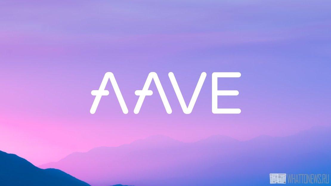Рост числа крупных держателей DeFi-токенов Aave
