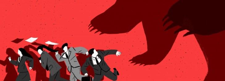 Объем ликвидаций приблизился к $4 млрд за сутки на фоне резкого падения биткоина