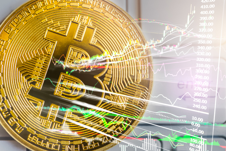 Волатильность биткоина вернулась к значениям марта 2020 года