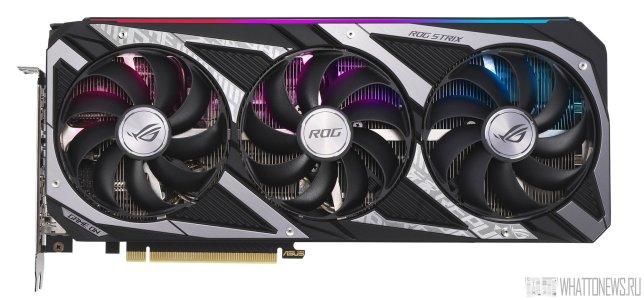 Производительность майнинга на Asus ROG Strix GeForce RTX 3060 OC Edition