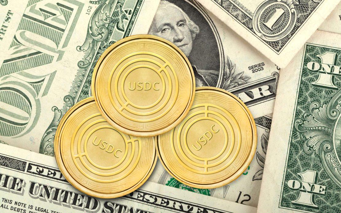 Капитализация стейблкоина USDC побила очередной рекорд, превысив $10 млрд