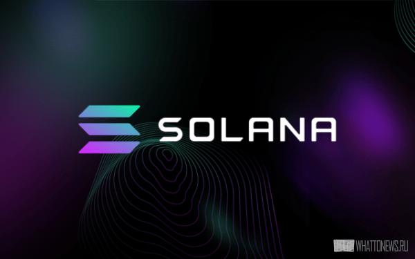Криптовалюта Solana привлекла к себе внимание рекордным ростом цены