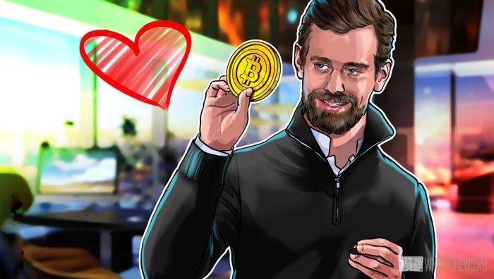 Глава Twitter Джек Дорси создает аппаратный кошелёк для хранения биткоина