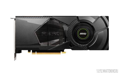 MSI выпустила третью по производительности видеокарту Nvidia для майнинга