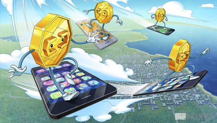 Популярность криптовалютных приложений для iOS и Android за год выросла в 2,6 раза