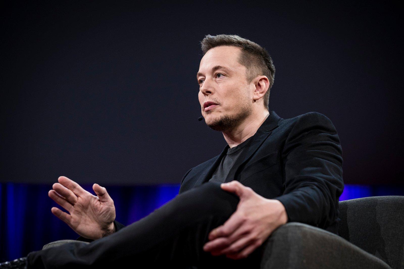 Илон Маск призывает США отказаться от планов по крипторегулированию