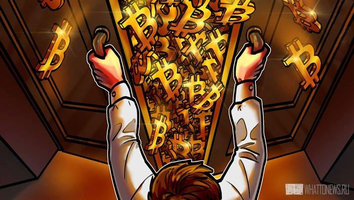 Консолидация биткоина будет прервана пробоем сопротивления на $44000