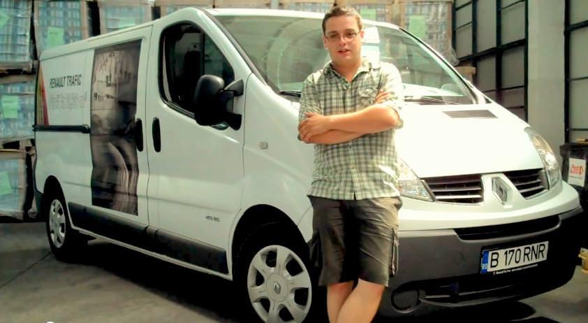 <!--:en-->Test de consum cu noul Renault Trafic 2012 2.0 dCI 115 CP <!--:-->