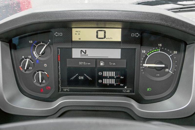 Primul test cu noul camion Renault T 520 Comfort 2014