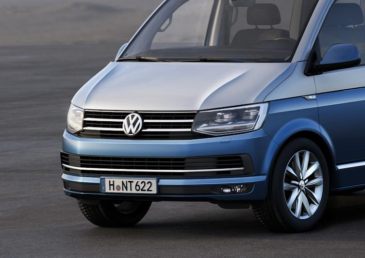 VIDEO cu noul VW Transporter T6 Six Generation 2015