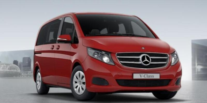 Mercedes Benz a prezentat un model Clasa V low-cost 2017