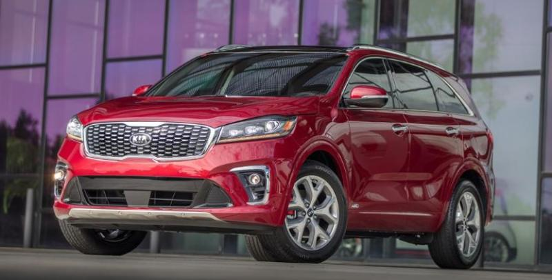 KIA Sorento 2.2 CRDI 200 CP AT8 primeste titlul BEST CAR FOR THE MONEY in 2020