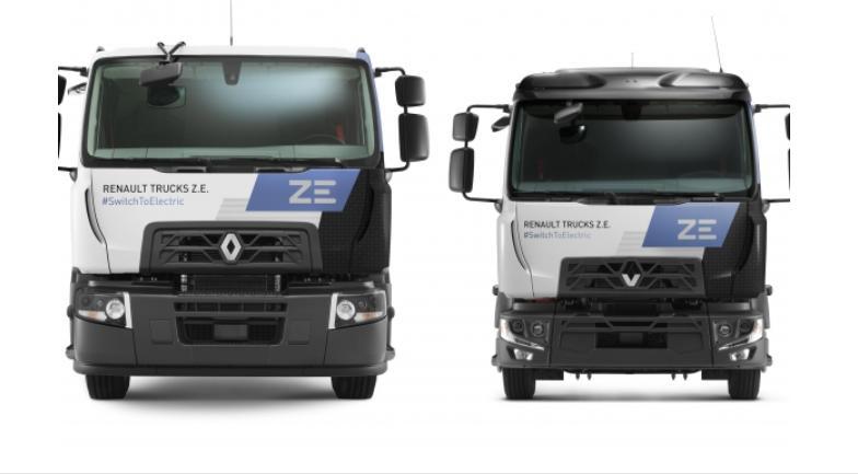 Modelele electrice Renault Trucks D Z.E. si Master Z.E. sunt un esec comercial in Romania