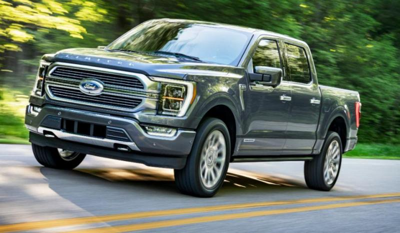 Noul Ford F-150 Hybrid este o gluma proasta a celor de la Ford! Nu merge nici macar 1 m in modul electric