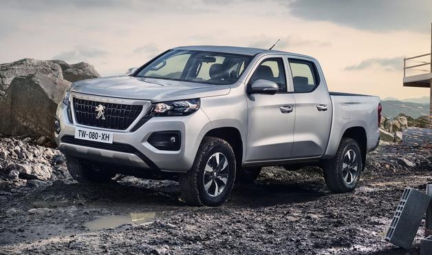 Noul pick-up Peugeot Landtrek are un pret de 21.000 euro