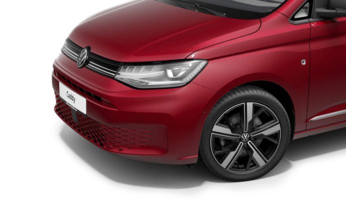 SOC! Un VW Caddy 2020 TDI ajunge sa fie vandut in Romania cu peste 50.500 euro