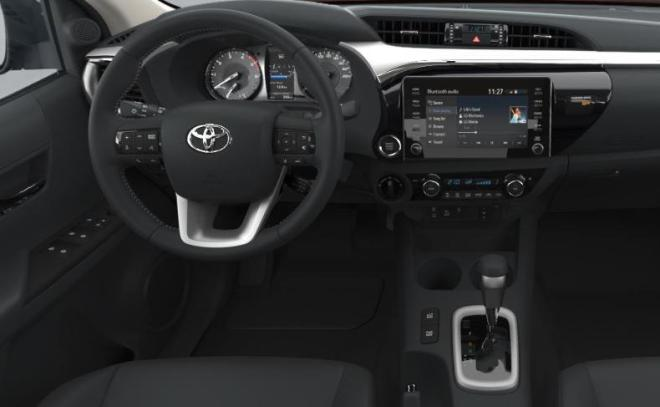 Toyota Hilux Pick-up DC 2.8 l D-4D 2020, test drive Toyota Hilux Pick-up DC 2.8 l D-4D, drive test Toyota Hilux Pick-up DC 2.8 l D-4D, consum Toyota Hilux Pick-up DC 2.8 l D-4D, pret Toyota Hilux Pick-up DC 2.8 l D-4D