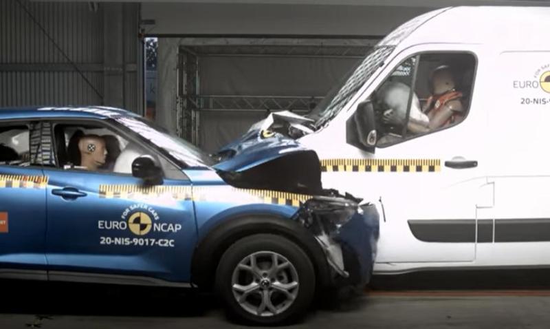 EuroNCAP spune ca Renault Master/Opel Movano au probleme de siguranta in caz de accident