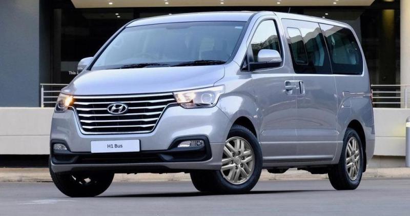 Viitoarea generatie Hyundai H1 va avea si motorizari hibride