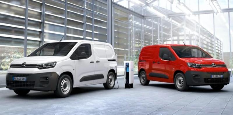Detalii in premiera cu noul Citroen prezinta e-Berlingo Van 2021-Autonomie 275 de km