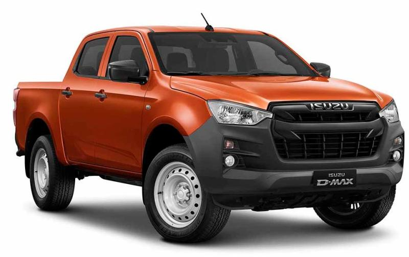 Oferta-Noul Isuzu D-Max 1.9 Diesel are un pret de 29.000 euro