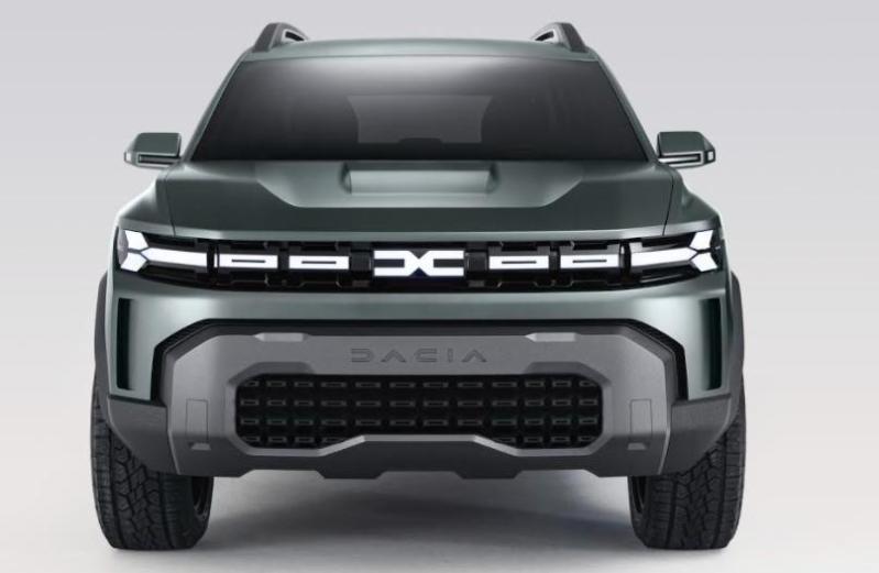 Viitoarea Dacia Concept Bigster urmeaza sa fie vanduta si sub bran-ul Lada Bigster