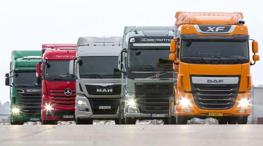 UNTRR solicită susținerea urgentă a MTI, MAE si CJUE pentru anularea obligației întoarcerii acasă a camioanelor