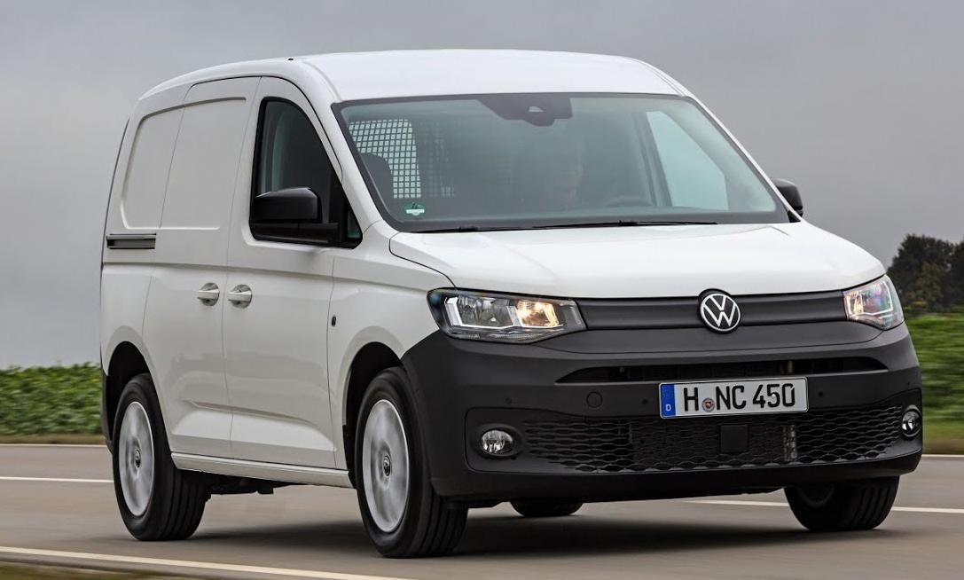 Noul Volkswagen Caddy Cargo 2021 are un motor 2.0 TDI de 75 CP