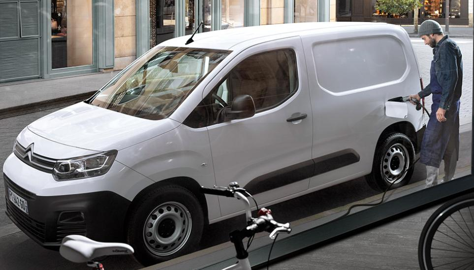 Noul Citroen e-Berlingo are 136 CP si merge 280 km