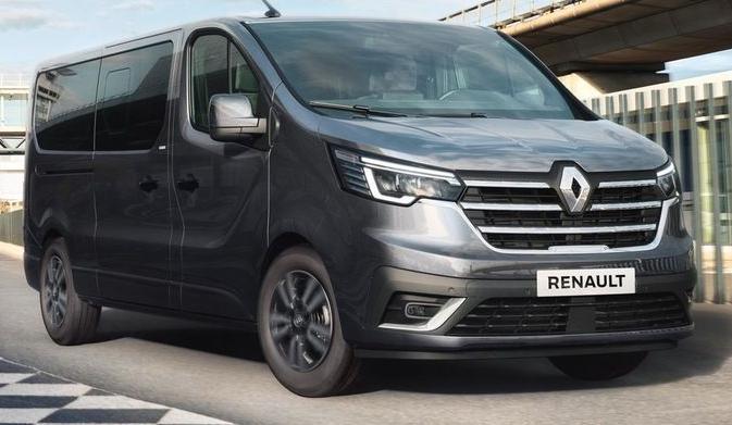 Noul Renault Trafic 2021, pret Noul Renault Trafic 2021, test drive Noul Renault Trafic facelift, motor 1.7 bluedci 170 cp, probleme Noul Renault Trafic 2021